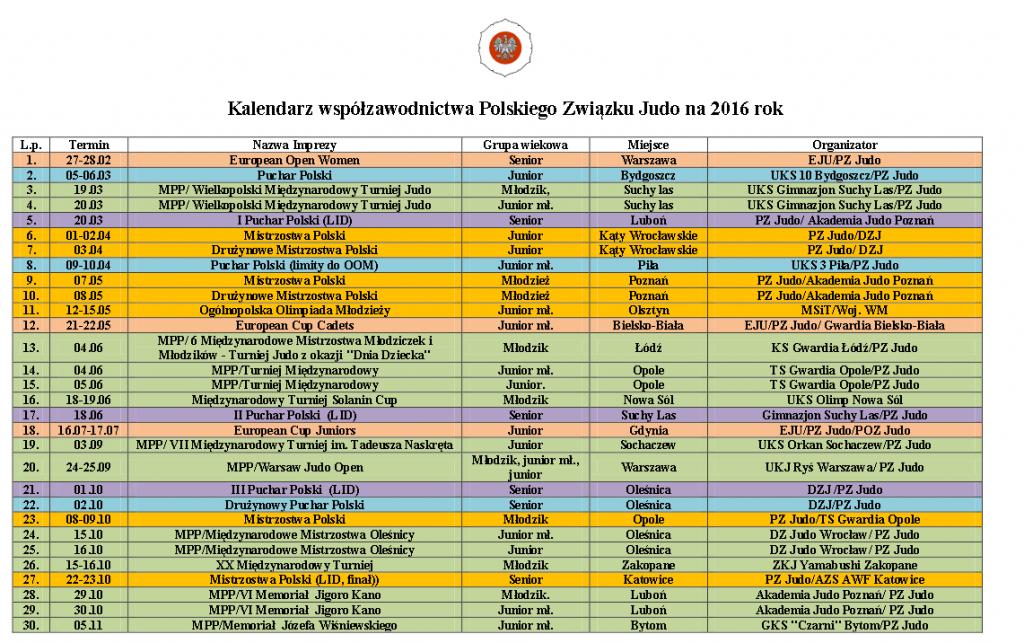 Kalendarz_zawodow_Polskiego_Zwiazku_Judo_2016