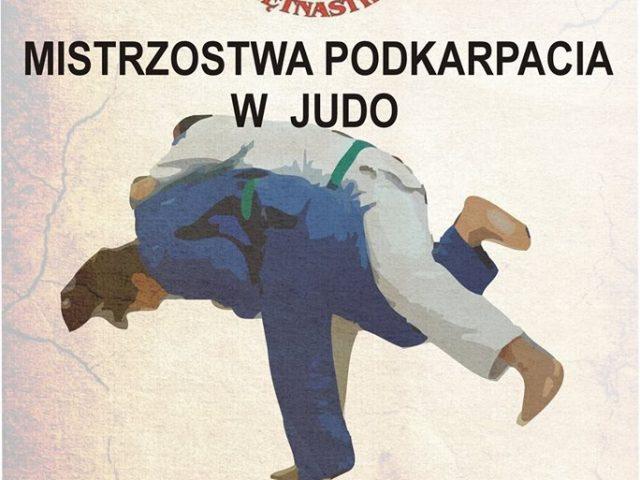 KOMUNIKAT!Wyjazd na  MISTRZOSTWA PODKARPACIA w JUDO w Krośnie (30.04.2016)