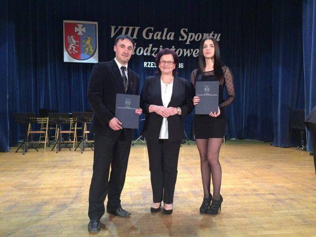 VIII Gala Podkarpackiego Sportu Młodzieżowego (27.04.2016)