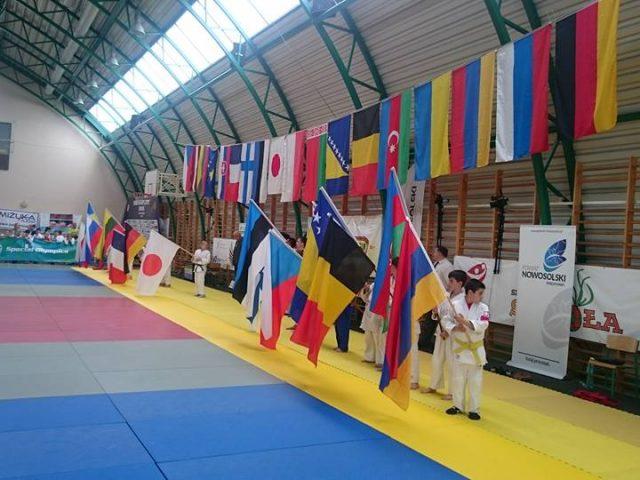 Magdalena Lewicka medalistką Międzynarodowego Turnieju Judo w Nowej Soli