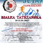 Obóz narciarski Judo – Białka Tatrzańska (16.01-21.01.2016)