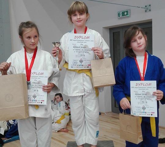 Zawodnicy ASW JUDO JASŁO na Międzynarodowym Turnieju Judo w Zakopanem