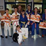 Judocy ASW wywalczyli 8 medali w Warszawie !