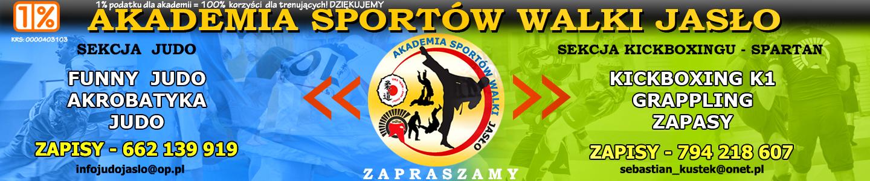 """Uczniowski Klub Sportowy """"Akademia Sportów Walki Jasło"""""""