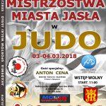 VIII Otwarte Mistrzostwa Miasta Jasła w Judo – KOMUNIKAT