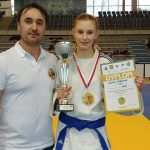 Oliwia Brągiel brązową medalistką  Mistrzostw Polski Juniorek