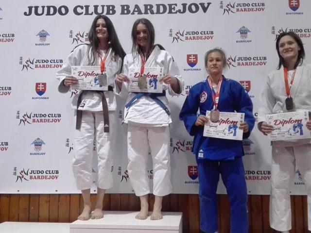 Wyniki turnieju w Bardejovie (Słowacja)