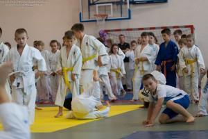 13 IV Turniej Judo O Puchar Wojta Gminy Debowiec 2016