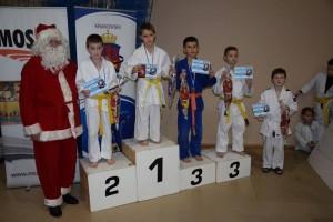 Mikołajkowy Turniej Judo w Bochni 12.12.2016