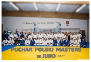 Puchar Polski Masters w Judo ( 13.05.2017)