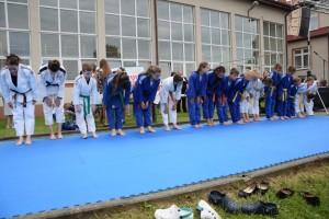 Pokaz ASW Judo Jasło na Pikniku Rodzinnym w Osobnicy (2017)