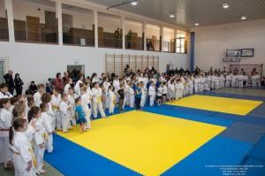 III Turniej Judo o Puchar Wójta Gminy Dębowiec 14.11.2015