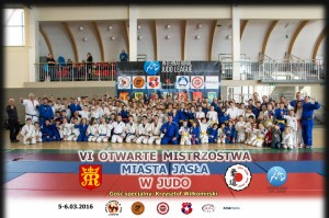 VI Otwarte Mistrzostwa Miasta Jasła w Judo (5-6.03.2016 )