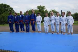 ASW Judo Jasło - Pokaz w Osieku Jasielskim( 2017)