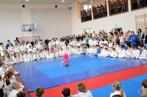 I Turniej Judo O Puchar Wójta Gminy Dębowiec 30.11.2013
