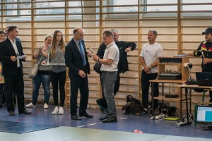 31 IV Turniej Judo O Puchar Wojta Gminy Debowiec 2016