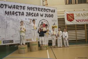 IV Otwarte Mistrzostwa Miasta Jasło w Judo
