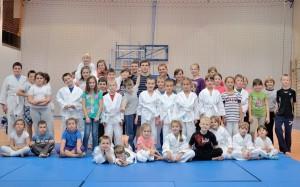 Trening Judo w Zarzeczu 19.11.2013