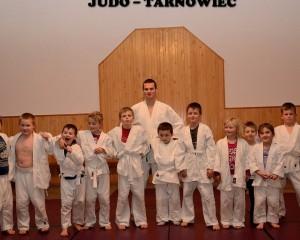 Trening Judo  Tarnowiec 7.11.2013