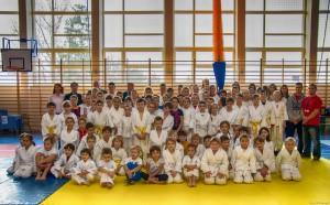 II Turniej Judo o Puchar Wójta Gminy Dębowiec 26.10.214