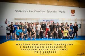 Seminarium treningowe z Radosławem Laskowskim - 3.06.2017